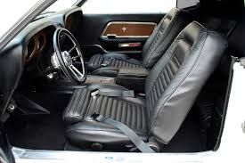 1969 Ford Mustang Interior 1969 Ford Mustang Restomod Fastback Auto Collectors Garage