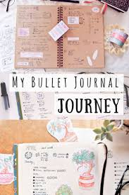 Journal Decorating Ideas by My First Four Months With A U0027real U0027 Bullet Journal Instead Of Just