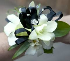 white corsages for prom corsages windham flowers brattleboro vt