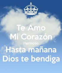 imagenes hermosas dios te bendiga te amo mi corazón hermoso hasta mañana dios te bendiga poster