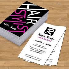 hairdresser business card templates free backstorysports com