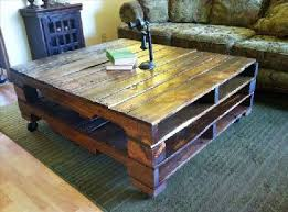 cuisine en palette bois modern table en palette de bois basse haute cuisine salon tuto a