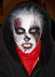 kryolan halloween makeup krimzin art burnt zombie halloween makeup 5 27 13