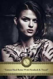 how to pick a tattoo design that you won u0027t regret hemlock and tweed