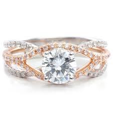 engagement rings san diego custom engagement wedding rings san diego rosestone jewelry 32806