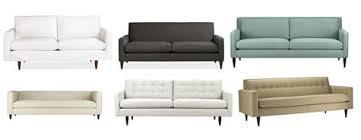 sofa guide u2013 design sponge