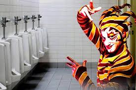 Circus Bathroom Cirque Du Soleil Cancels North Carolina Shows Over Bathroom Bill