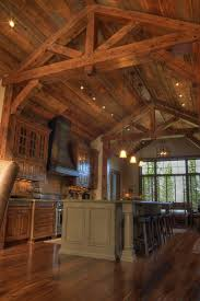 Cabin Kitchen Designs Warm Cozy Rustic Kitchen Designs For Your Cabin