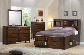Bedroom Platform Beds Furniture In California Coaster Hillary Scottsdale Platform Storage Bedroom Set 200609