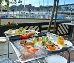 Vancouver Restaurants With Patios 19 Bars And Restaurants Overlooking The Water In Vancouver Narcity