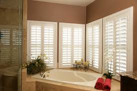 architecture modern bathroom design with palladian windows and