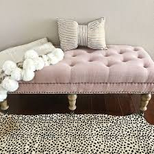 bedroom benches upholstered shop wayfair for storage benches to match every style and budget