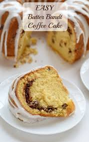 grandma u0027s butter bundt coffee cake recipe vanilla pudding mix