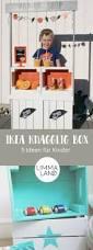 32 best ikea hack knagglig kiste box images on pinterest