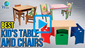 top 9 kid u0027s table and chairs of 2017 video review