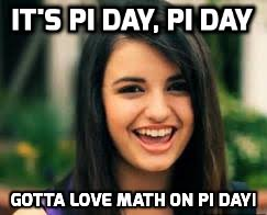 Rebecca Meme Images - pi day friday rebecca black friday know your meme