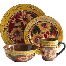 Sunflower Canisters For Kitchen This Will Be My New Kitchen Dinnerware Sunflower Kitchen Stuff