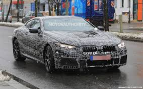 cars bmw 2020 2020 bmw 8 series spy shots and video