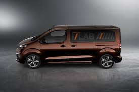 french cars peugeot peugeot traveller i lab concept shows how french business trips