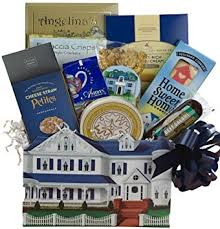 Housewarming Basket Welcome To Your New Home Housewarming Gourmet Food Gift Box