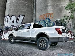 nissan titan cummins specs 2016 nissan titan xd review not quite hd pickup makes cannonball