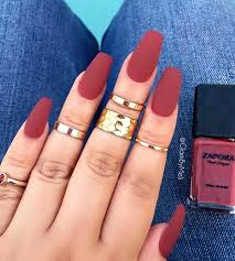 60 dark nails for winter artificial nails salons and finals