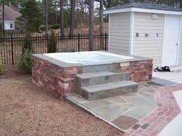 and make fire pit rectangular upgrade minus concrete patio designs