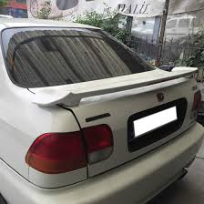 2000 honda civic spoiler honda civic 96 2001 modifiye kit tuning ön ton arka
