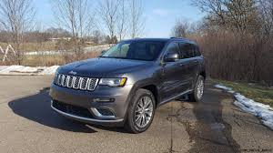 police jeep grand cherokee 2017 jeep grand cherokee summit road test review by carl malek