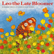 leo the late bloomer coloring page like leo u2013 mighty and the bean