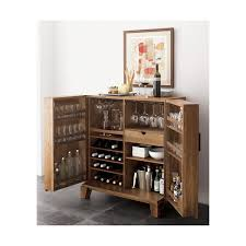 Portable Bar Cabinet Shop Marin Bar Cabinet Centuries Of Craftmanship