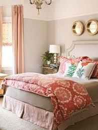 Dusty Pink Bedroom - love the wall of pictures inspiring home decorating pinterest
