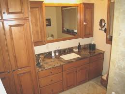 Small Linen Cabinet Bathroom Bathrooms Design Cuzco Linen Tower Carrara Forged Iron Bathroom