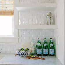 mini subway tile kitchen backsplash mini subway tile backsplash design ideas