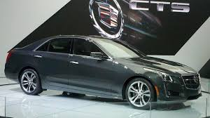 2014 cadillac cts price 2014 cadillac cts revealed for york auto autoweek
