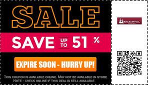 balsam hill coupons 50 coupon promo code november 2017