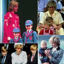 Prince Charles Princess Diana Princess Diana With Prince William U0026 Prince Harry Pictures