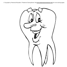 69 best dental coloring pages images on pinterest drawings
