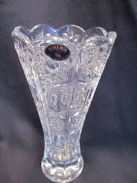 Antique Lead Crystal Vase 611 Best Crystal Vases Images On Pinterest Vases Crystal