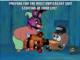 Surprised Patrick Memes - unpleasent suit stuffing by onyxcarmine on deviantart