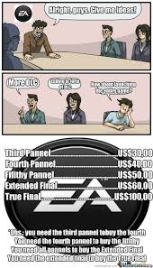 How About Yes Meme - yes memecenter was bought by ea games that s how all our memes