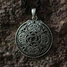 aliexpress pendant necklace images 10pcs wholesale norse dragon runic cloak pin viking runes retro jpg