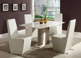 cii t806 stainless steel pedestal base dining table u2013 eurohaus