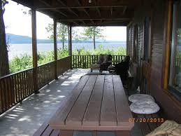lake front camp w 2 wrap around porches north ferrisburg lake
