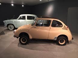 subaru 360 sambar kleine historische collectie van subaru autovisie nl