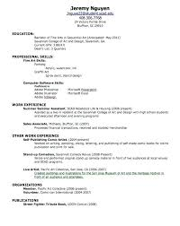 exle high resume for college application high grad resume