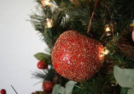German Christmas Decorations Diy by German Glass Glitter Christmas Ornaments Dream A Little Bigger