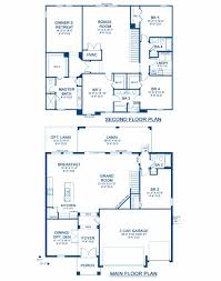 virginia park a new home floor plan at connerton inspiration 75 u0027s
