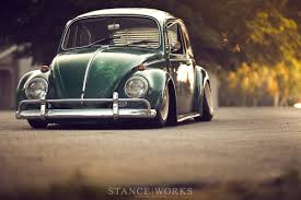 volkswagen beetle green classic bug static automotive goodness pinterest beetles
