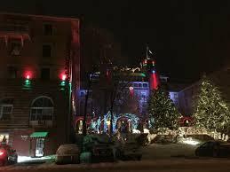 Christmas Lights Colorado Springs Christmas Lights Picture Of Hotel Colorado Glenwood Springs